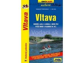 Vodácky sprievodca riekou Vltava