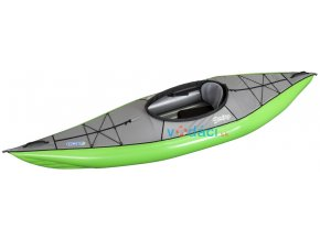 Gumotex Swing 1  + vodotesný vak + smerová plutva