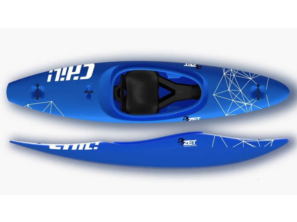 Zet Chili - novinka od ZET Kayaks