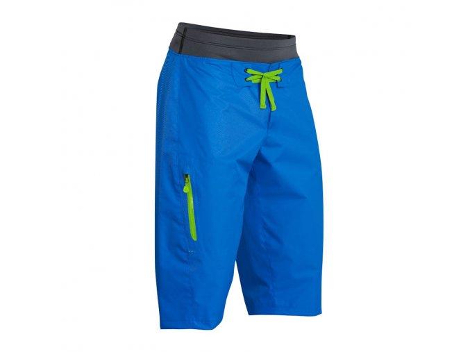 10372 Horizon shorts Blue front 2
