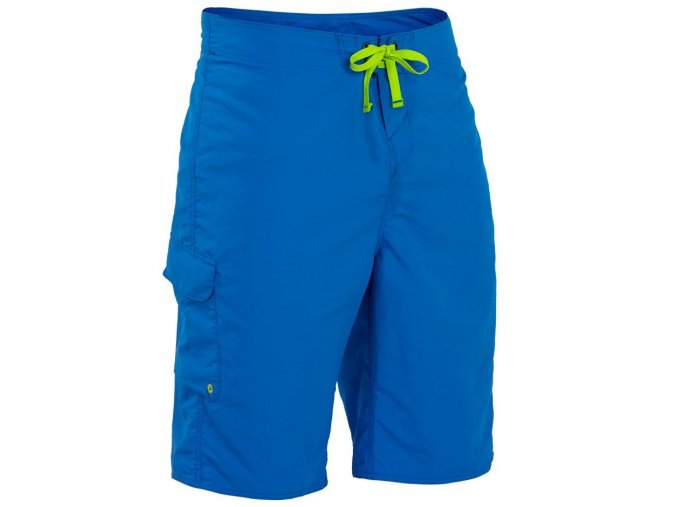 11753 Skyline shorts Blue front