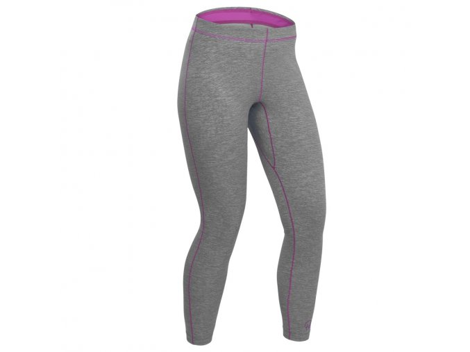 12218 Arun womenspants HeatherGrey front
