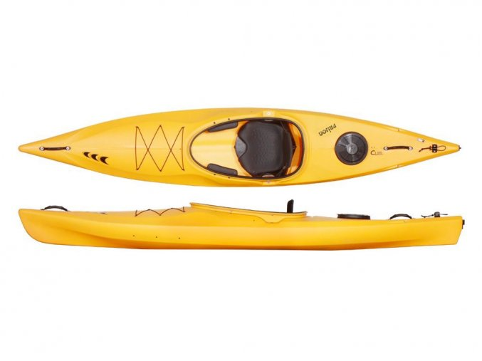 Prijon CL 370 FULL YELLOW