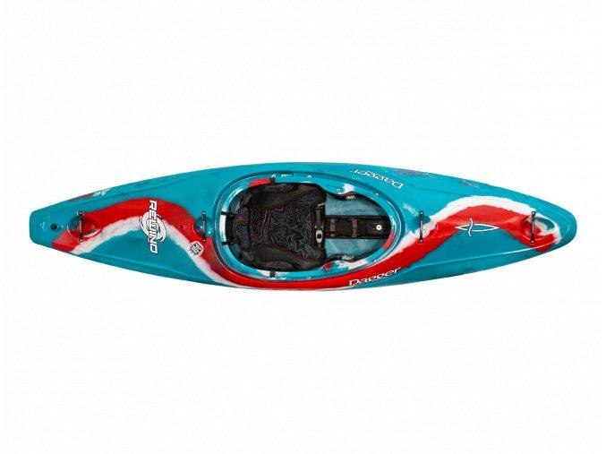 DG 19 20 Rewind XS Aqua Fresh Top 9010460172