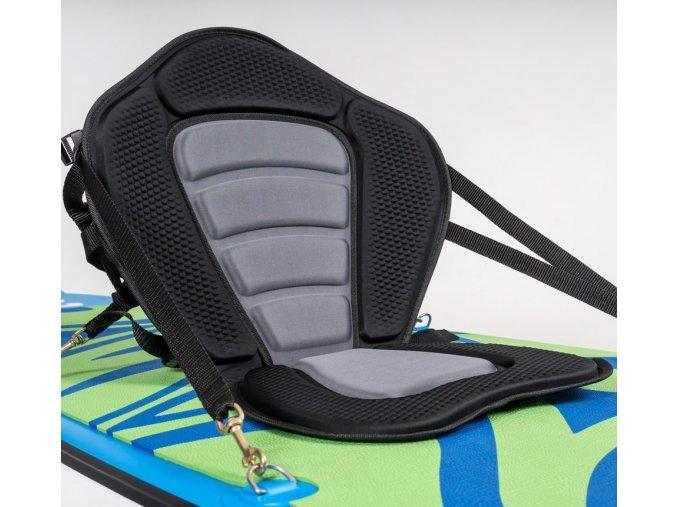 2W SUP kajaková sedačka na paddleboard