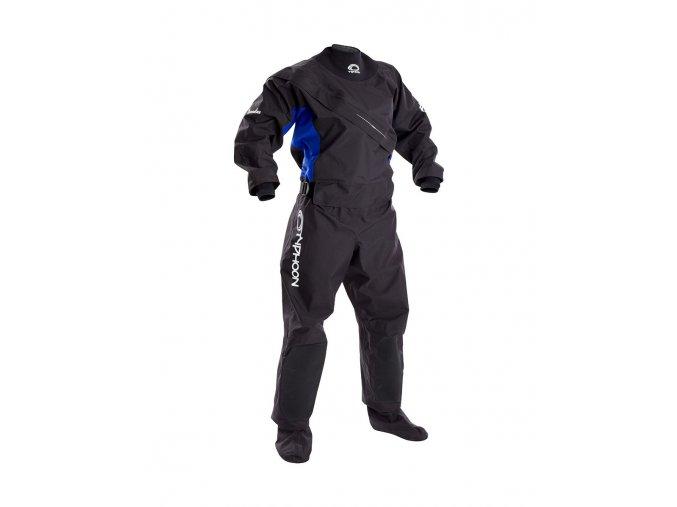 Suchý oblek Typhoon Ezeedon Blue/Black Ladies