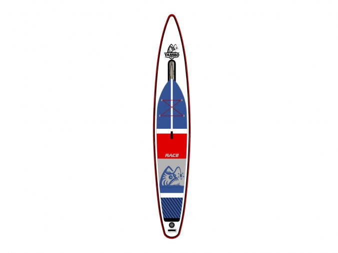 "Paddleboard Tambo Race 14""x27,5"" ESD/ICT"