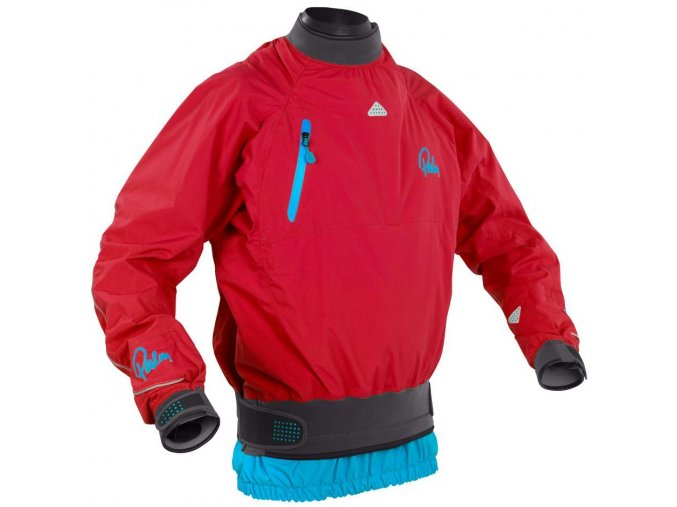 11439 Surge jacket Red front 0