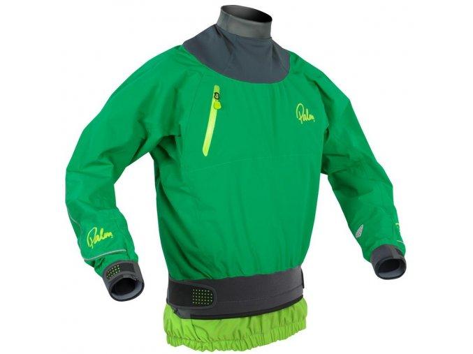 11440 Zenith jacket Green front 0