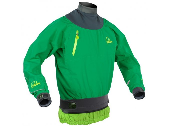 11440 Zenith jacket Green front 0