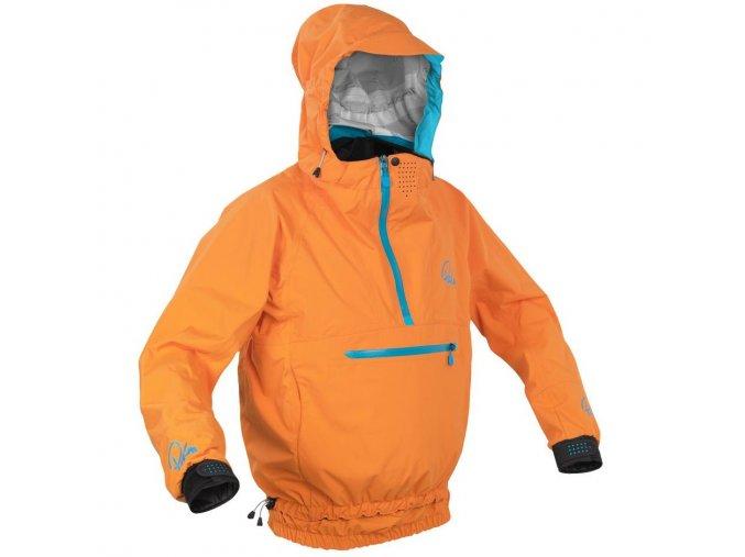 11555 Arcadia jacket Sherbet front