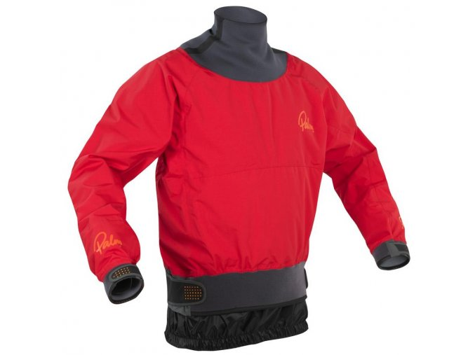 11444 Vertigo jacket Red front