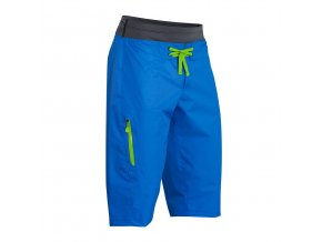10372 Horizon shorts Blue front 2