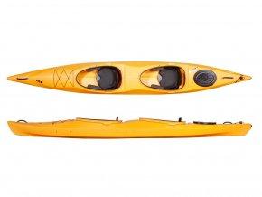 CustomLine CL 490 full yellow