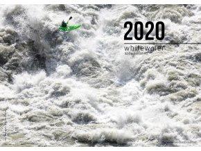 Kalendář Whitewater 2020