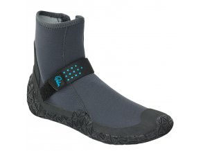 Shoot boots JetGrey front