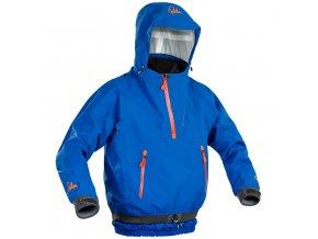 Chinook jacket Cobalt front 1