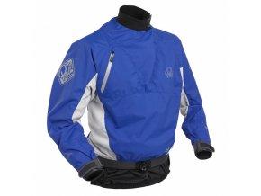 11733 Mistral jacket Blue front