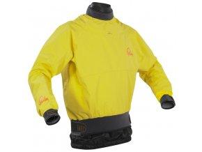 11443 Velocity jacket Yellow front