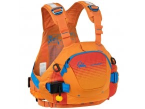 palm fxr white water pfd buoyancy aid 2014 sherbet