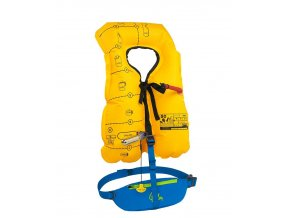 11731 Glide PFD Blue inflated