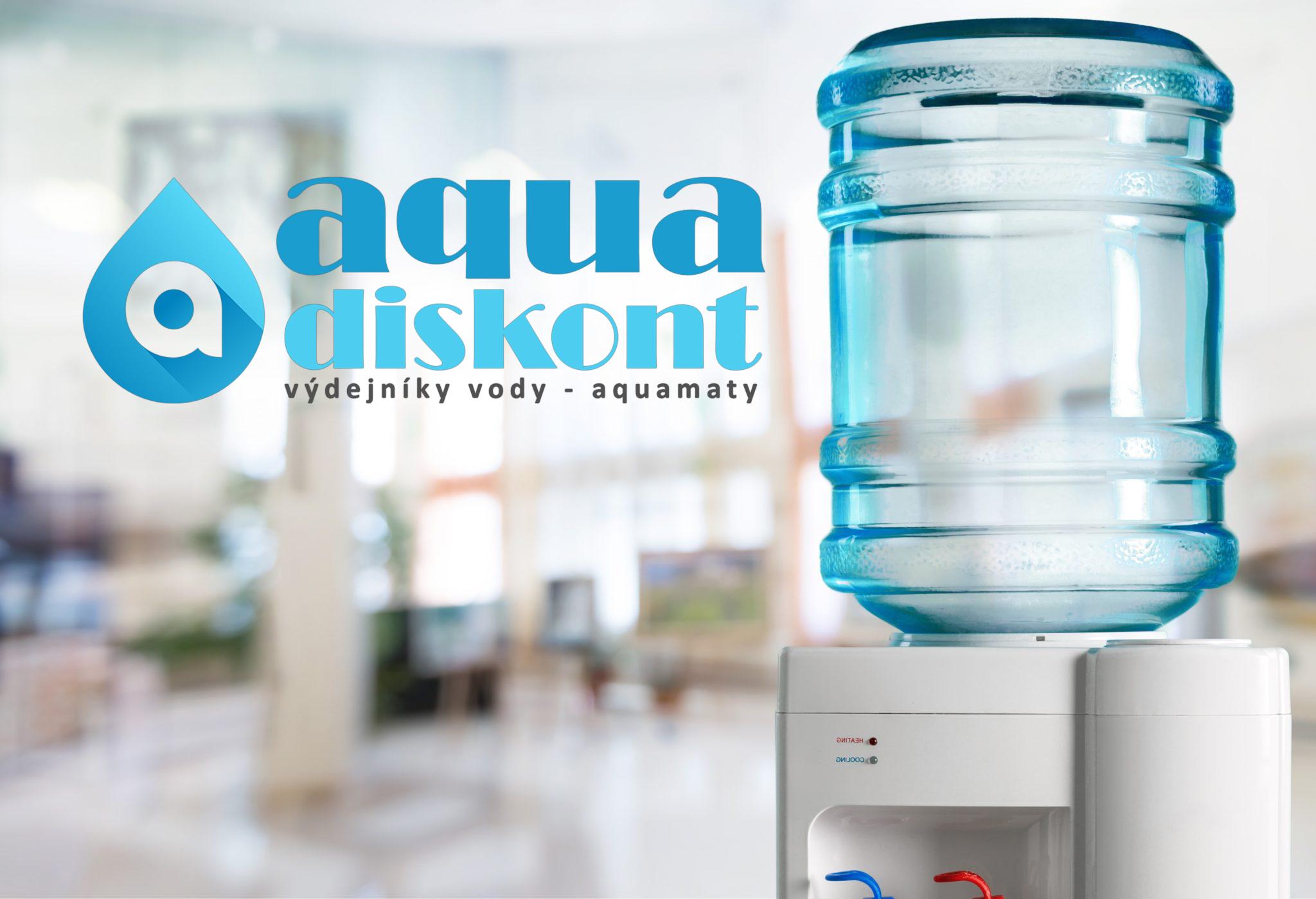 Barelová voda Brno - Aquadiskont