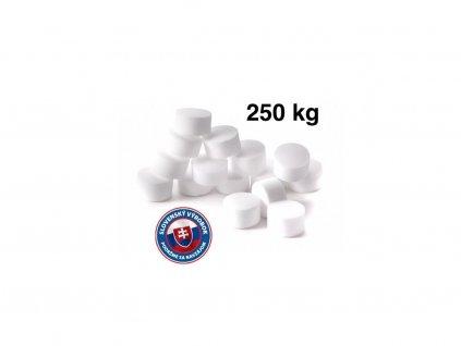 Slovenská tabletovaná soľ 250kg