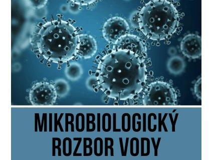 Mikrobiologický rozbor vody