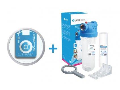 "Vodný filter 10"" - Maxi set"