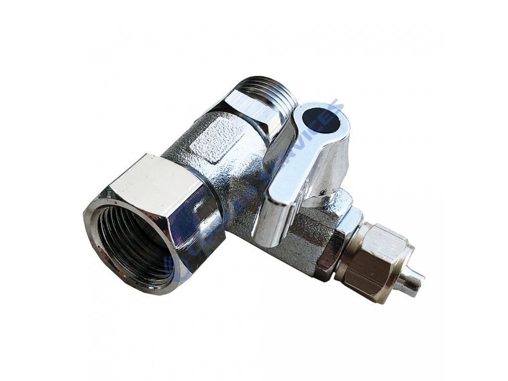prívodný ventil