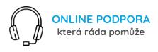 Online podpora
