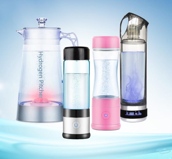 Jak si snadno připravit vodíkovou vodu doma?