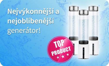 Nejvýkonnější generátor na molekulární vodík!