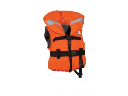 JOBE záchranná vesta detská oranžová