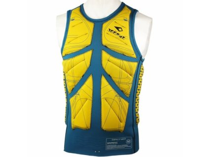 Sooruz wakeboardová vesta E Wake Kevin 2/1 yellow