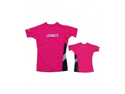 Dámske lycrové tričko Progress ružové