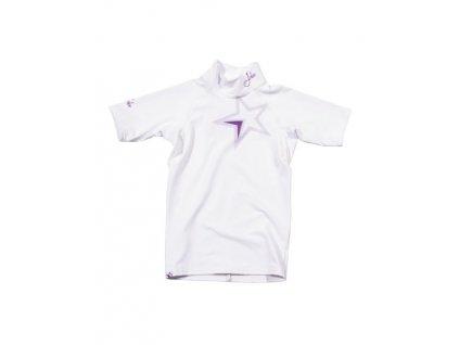 JOBE detské lycrové tričko Impress purple