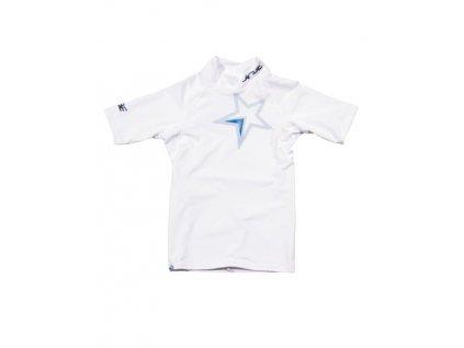 JOBE detské lycrové tričko Impress modré