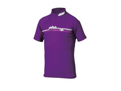 JOBE detské lycrové tričko Micron Purple