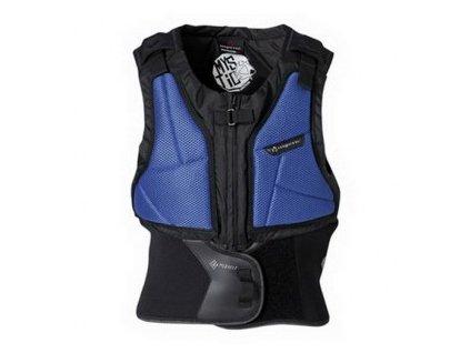 Kiteboardová vesta Mystic  Black/blue