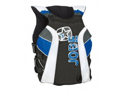 Vesta na skúter Secure Side Entry Vest Blue