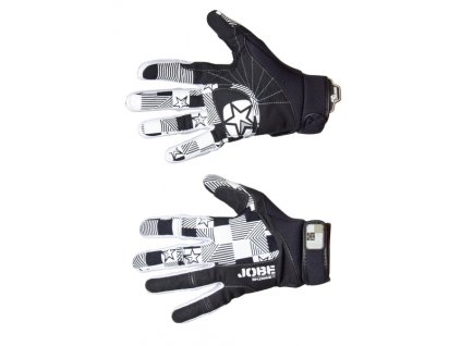 Swathe Gloves Black