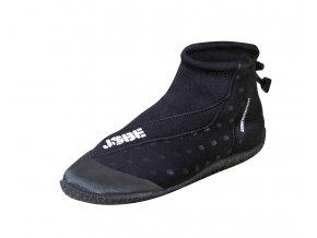 JOBE neoprénové topánky H2O  black