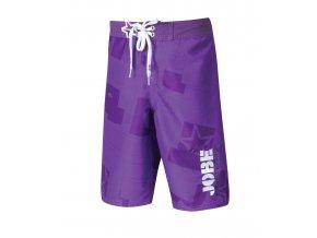 Šortky detské Impress Youth Purple