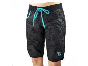 Boardshort  middle TIDAL black