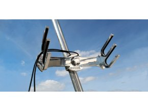 QR Swivel waterski rack
