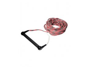Transfer rope red