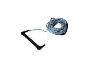 Transfer rope blue
