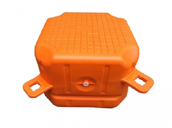 plovak pro plovouci molo oranzovy vodnimolo cz