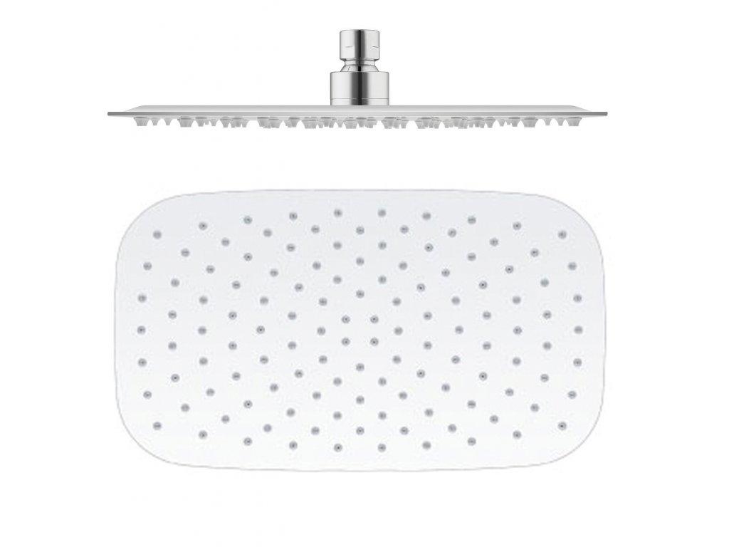 Sprchová růžice pro pevnou sprchu RAV Slezák KS0002 (nerez)